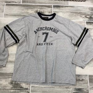 Abercrombie & Fitch Long Sleeve T Shirt